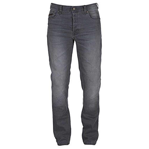 Pantalones Furygan 6326-9 Jean D11 Gris 46 1