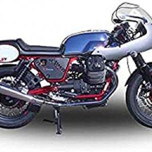 Kit escapes GPR Italia GU.56.VIC Moto Guzzi V7 Racer 10/16