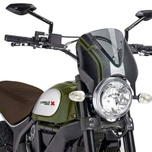 Carenado Puig 7652W Retrovision Ducati Scrambler