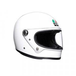 Casco AGV Legends X3000 Blanco XXL