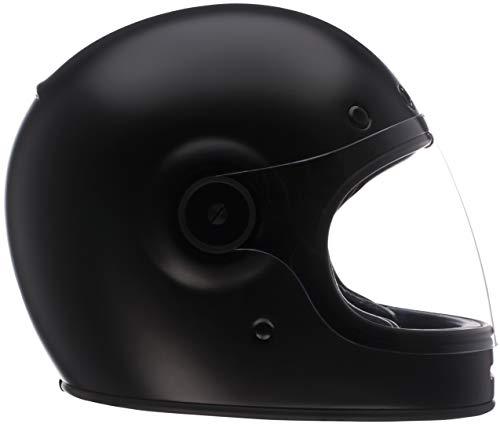 Casco Bell Bullit DLX Negro Mate S 1