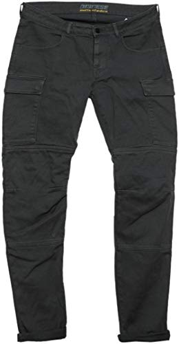 Pantalones Dainese Atar Tex Ébano 35 1