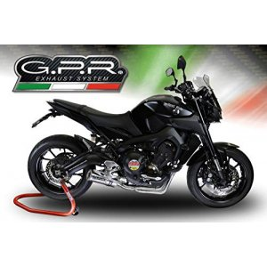 Escape GPR Italia CO.Y.195.M3.TN Yamaha MT-09 17/18