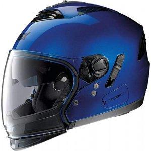 Casco Grex G 4.2 Pro Kinetic N-Com Cayman Azul M