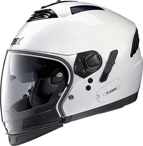 Casco Grex G 4.2 Pro Kinetic N-Com Blanco S 1
