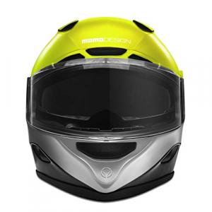 Casco Momo Design Hornet Amarillo Fluo XL