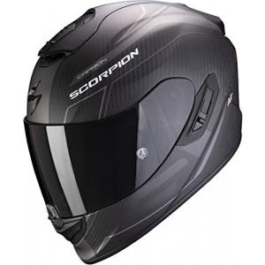 Casco Scorpion Exo 1400 Air Carbon Negro S
