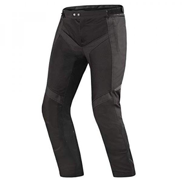 Pantalones Shima Jet Negro XXL 1
