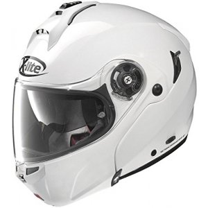 Casco X-Lite X-1004 Elegance N-COM Blanco L