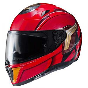 Casco HJC I70 The Flash DC Rojo XS