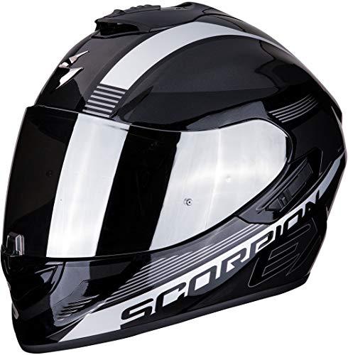 Casco Scorpion Exo 1400 Air Free Negro/Gris L 1