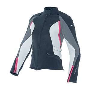Chaqueta mujer Dainese Arya Lady Text Negro/Gris 46