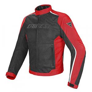 Chaqueta Dainese Hydra Flux D-Dry Rojo/Negro 60