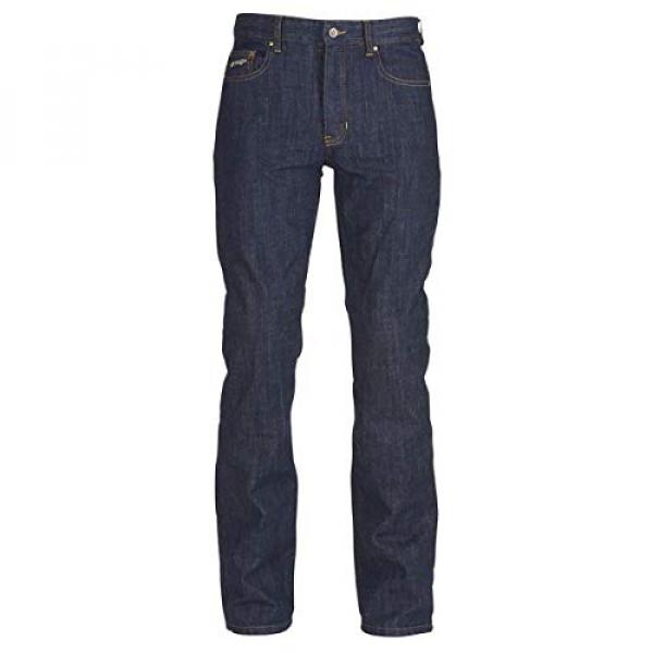 Pantalones Furygan Jean 01 Aramida Azul 40 1