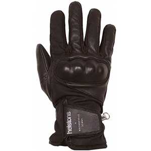 Guantes Helstons Curtis Wax Negro 10