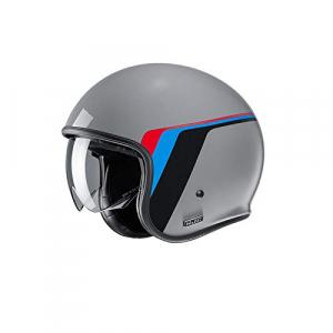 Casco HJC V30 Osor MC5 Gris/Azul/Rojo/Negro S