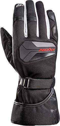 Guantes Ixon Pro Atom Negro/Blanco/Rojo XL 1