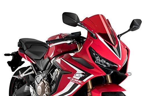 Cupula Puig 3568R Z-Racing Honda CBR 650R Rojo 1