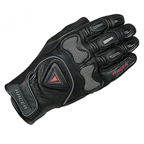 Guantes mujer Racer Mickey Negro M 1