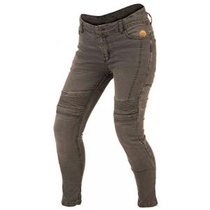 Pantalones mujer Trilobite 1665 Micas Urban Gris 30