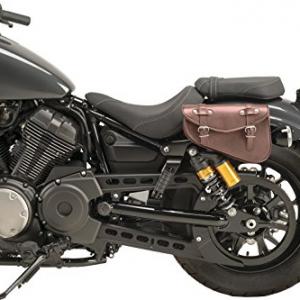 Alforja cuero Customacces AZ17557 Detroit 2.5 l