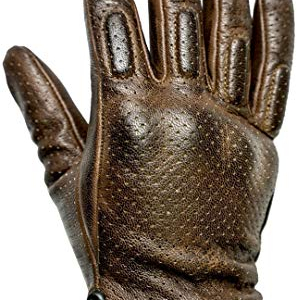 Guantes Helstons Side Camel/Negro 11