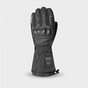 Guantes calefactables mujer Racer Heat 3 F Negro M