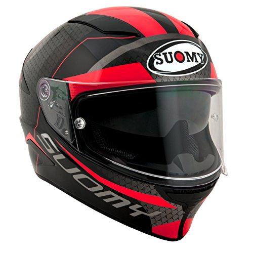 Casco Suomy Speedstar Rap Rojo S 1