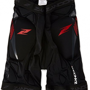 Pantalones Zadonà Soft Active con protecciones Negro S