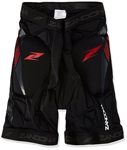 Pantalones Zadonà Soft Active con protecciones Negro S 1