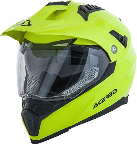 Casco Acerbis Flip FS-606 Amarillo S 1