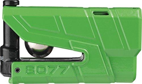 Candado Abus Granit Detecto X-Plus 8077 Alarma Verde 1