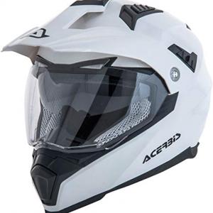 Casco Acerbis Flip FS-606 Blanco M