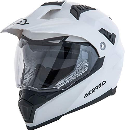 Casco Acerbis Flip FS-606 Blanco M 1