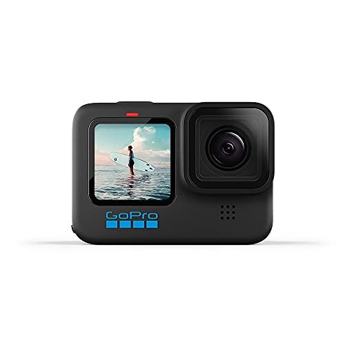 Cámara acción 📸 GoPro HERO10 Black Video 5.3K 60 fps 1