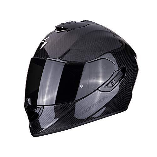 Casco Scorpion Exo 1400 Air Carbon Negro S 1